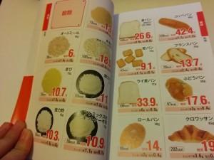 食品別糖質量ハンドブック2