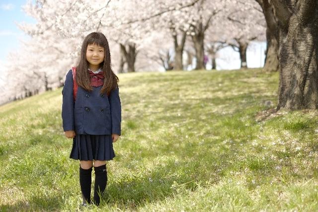 入学式 女の子 服装
